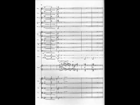 Leonard Bernstein - Facsimile