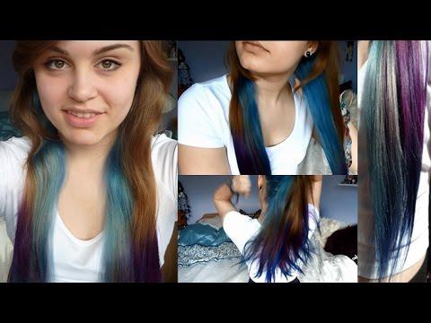 dye hair - tips &