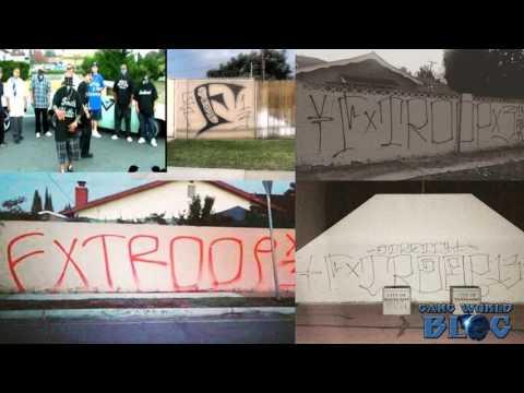 FxTroop 13 Gang History (Santa Ana, Ca)