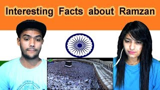 Indian reaction on Interesting Facts about Ramzan | Swaggy d