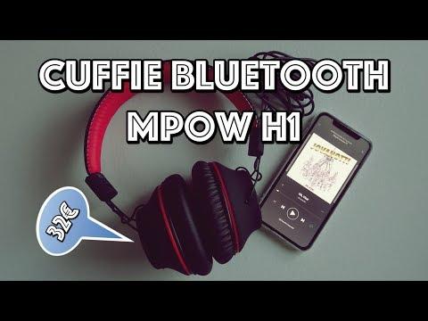 MPOW H1 : Recensione delle cuffie BT da 30€, un ottimo gadget regalo!