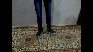 Как танцевать ногами