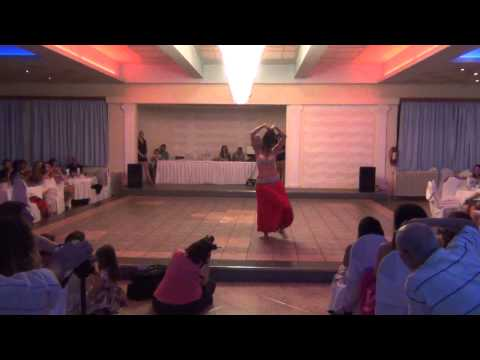 Ioanna Patsavou - Show Oriental  24.06.2015