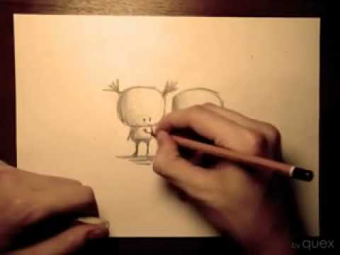 Как нарисовать что то про любовь