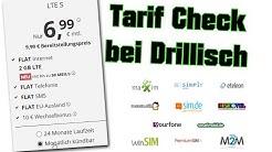 6,99€ für 2GB LTE Allnet Flat? Handytarife von PremiumSIM und WinSIM im Check