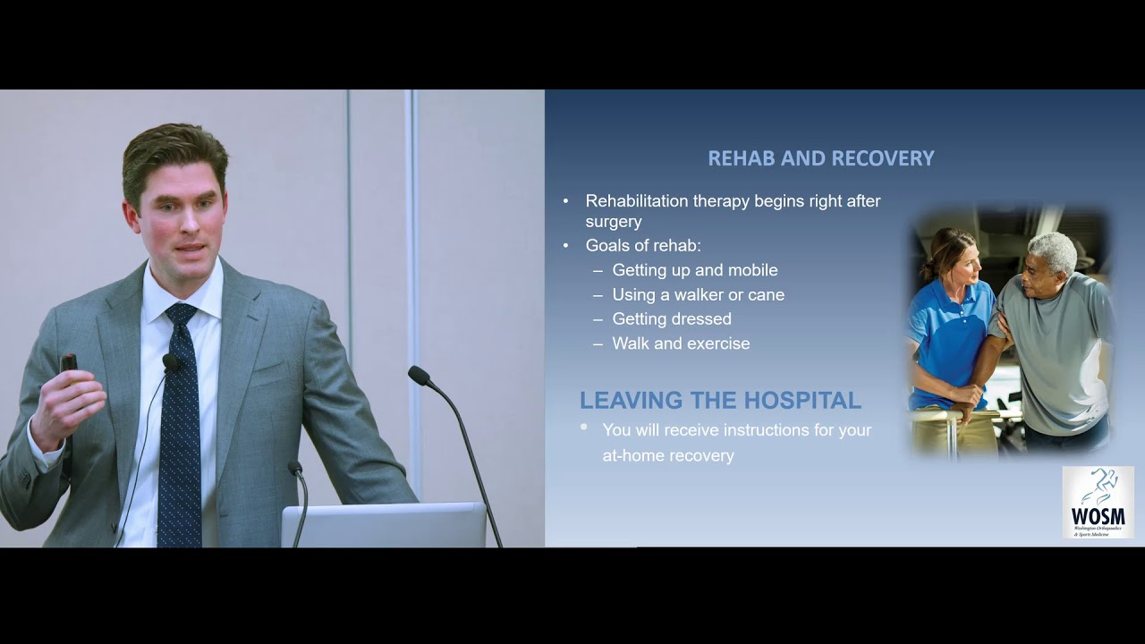 Dr  James Stuart Melvin | Orthopaedic Surgeon Washington, DC