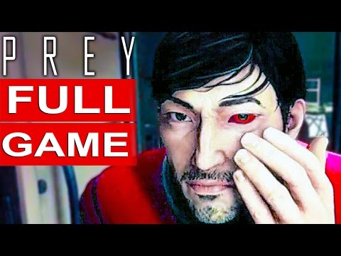 PREY Gameplay Walkthrough Part 1 FULL GAME [1080p HD PS4 PRO] - No Commentary