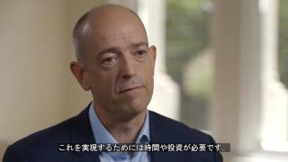 ARM CEO Simon Segars about SoftBank acquisition