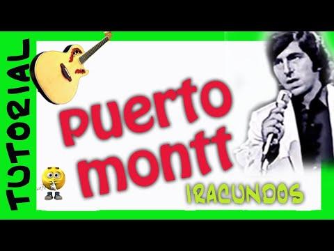 Puerto Montt - Los Iracundos - Como tocar en guitarra