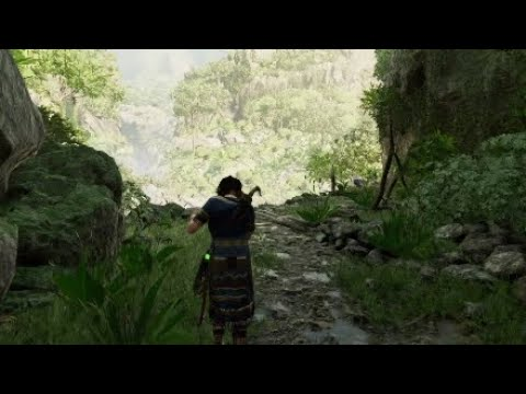 Shadow Of The Tomb Raider - Bugged! This Happened To You?