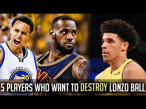 Thumbnail: Why LeBron James and Steph Curry Want To DESTROY Lonzo Ball!