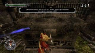 X Blades gameplay Xbox 360 Demo HD