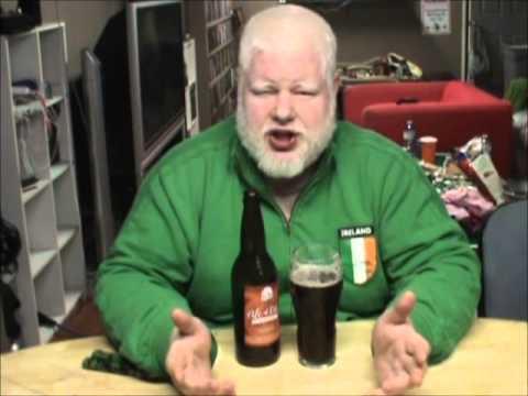 5 Paddles Life Of Riley Irish Red Ale : Albino Rhino Beer
