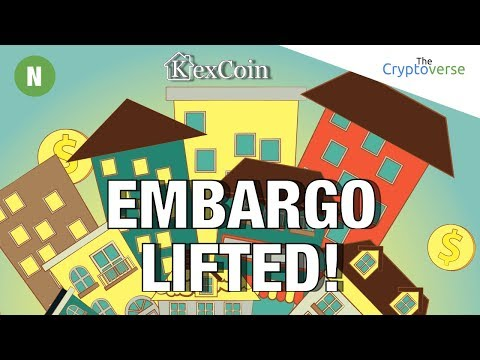 Download Youtube: Embargo 😶 Lifted! Introducing Kexcoin: A Simple Profit Opportunity Using Blockchain And Real Estate