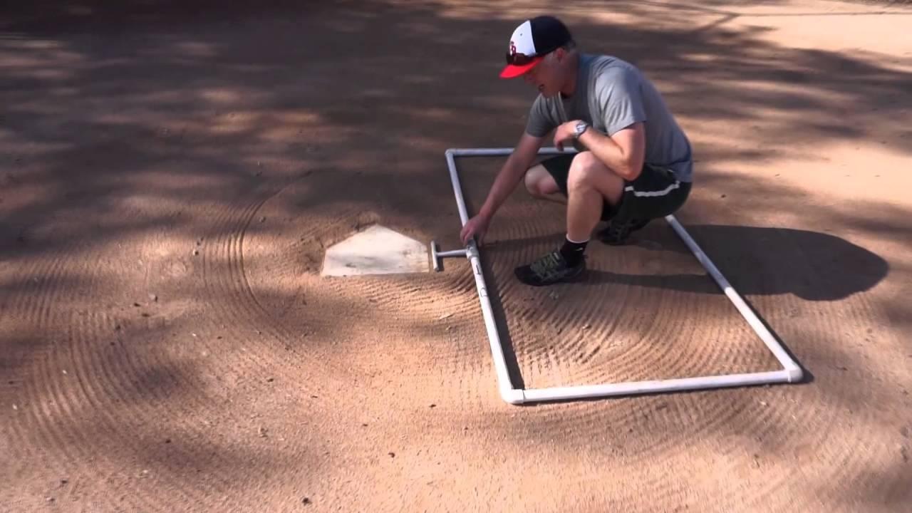 8 Building the Batter\'s Box - SB Pony Baseball - YouTube