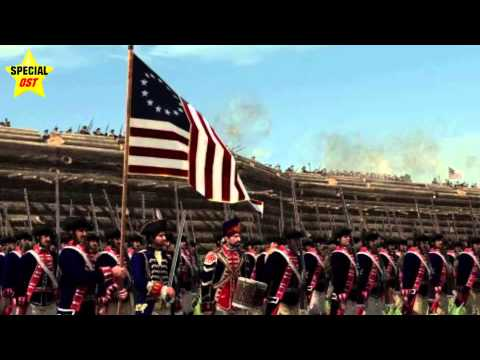 Empire: Total War D&F OST (2009) Yankee Doodle Dandy