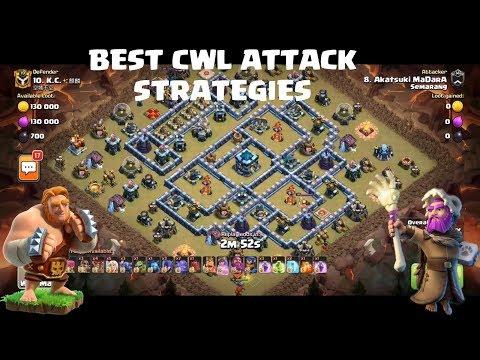 TH13 Best CWL Attack Strategies | Clan War League 2020 | Clash Of Clans TH13