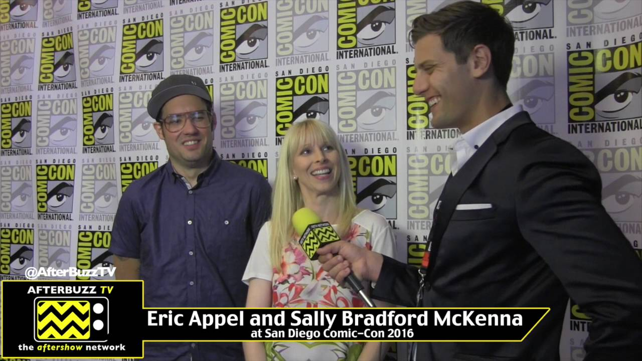 Download Eric Appel and Sally Bradford McKenna (Son of Zorn) at San Diego Comic-Con 2016
