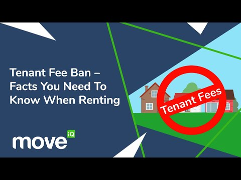 Tenant Fees Ban | Facts You Need To Know When Renting