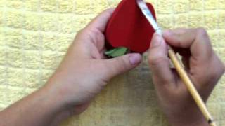 Técnica brocha seca