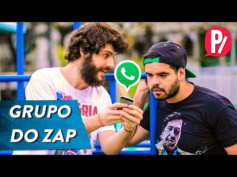 GRUPO DO ZAP | PARAFERNALHA