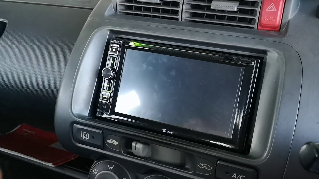The Problem With China Double DIN Stereo Head Unit