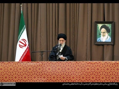 Ayatollah Khamenei Speech at Imam Ridha's (a.s.) shrine in Mashhad March 21, 2014