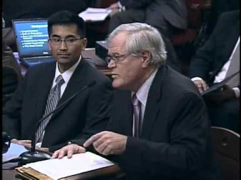 Senate Transportation and Housing Committee: High Occupancy Vehicle (HOV) Lanes 11/17/2009