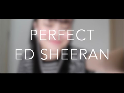 Perfect - Ed Sheeran (Song Cover) // Andree Bonifacio