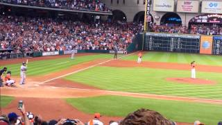 Houston Astros' Mike Fiers First Career No Hitter