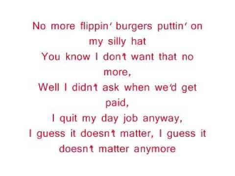Reel Big Fish  Sell Out Lyrics