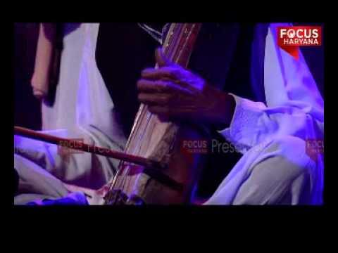 Harvinder Rana with 'Bum Lehri' (FOLK STUDIO ON FOCUS HARYANA)