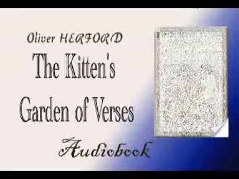The Kitten's Garden of Verses audiobook Oliver HERFORD