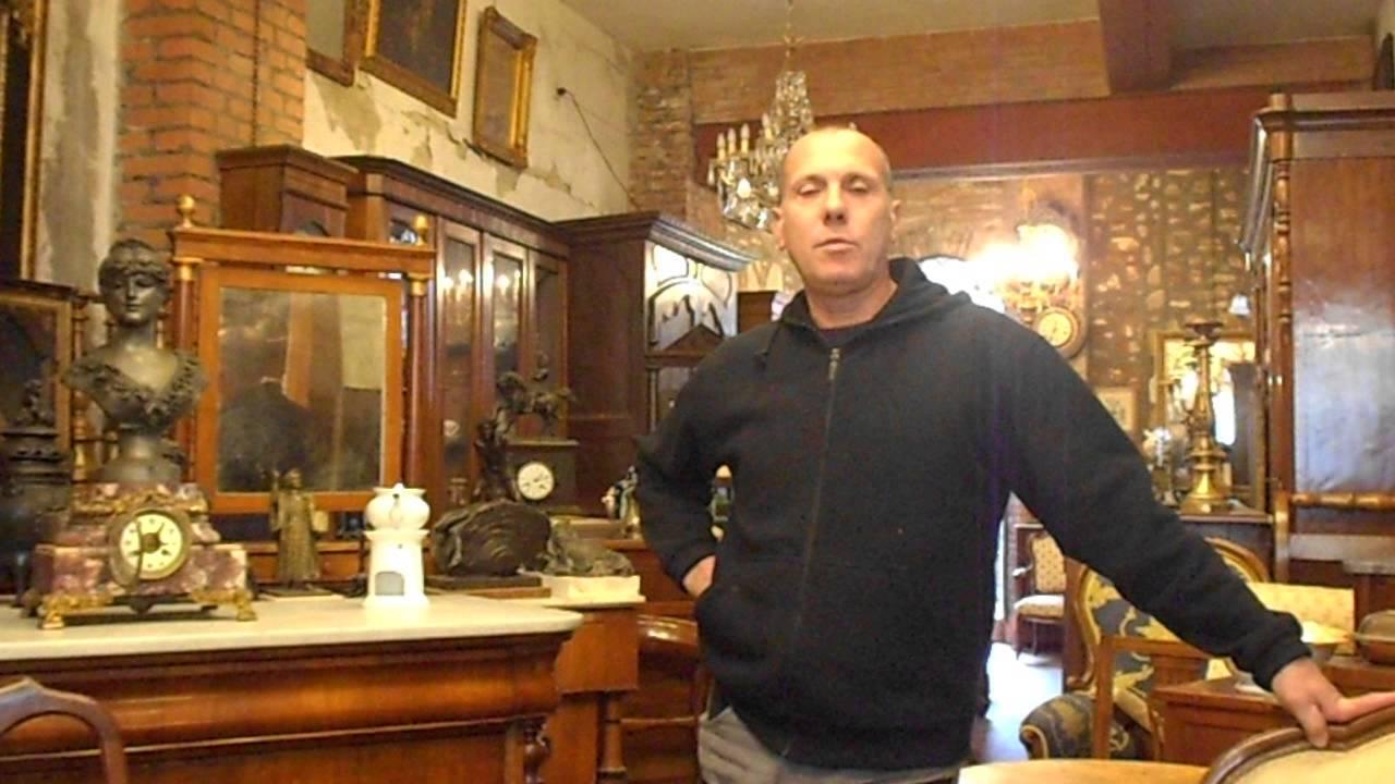 Cose Vecchie, Antiquario e Mobili Antichi a Lucca - YouTube