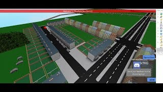 Roblox Studio | Building Bluefield Bus Simulator | Valley Transport