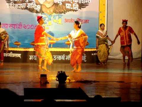 Vesavchi Paru (Koli Dance) - May Panchal Utkarsh M