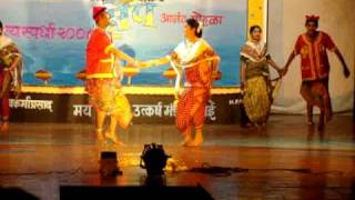 Vesavchi Paru (Koli Dance) - May Panchal Utkarsh M