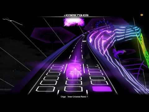 Audiosurf - Inner Universe (Exit Trance Remix)