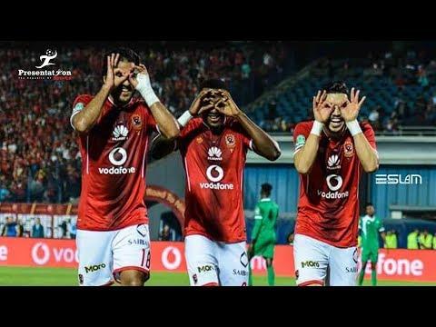 أهداف مباراة الأهلي vs مونانا الجابوني   4 - 0 ذهاب دور الـ 32 دوري أبطال افريقيا