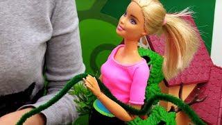 Спасаем цветы Барби - Видео для девочек