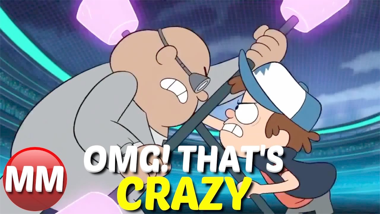 Gravity Falls Blendins Game Movie You Didnt Notice Gravity Falls Episodes