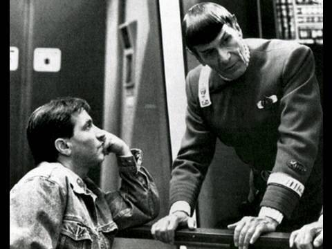 Directing the Death of Spock  Nicholas Meyer
