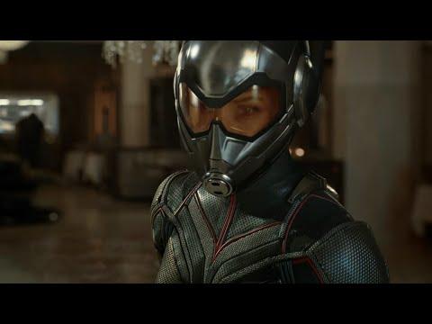 "Wasp - Fight Compilation & Size Manipulation (+ ""Avengers: Endgame"") [HD]"