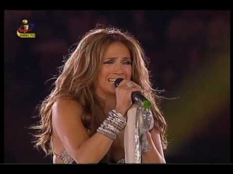 Jennifer Lopez – Que Hiciste Live Lisbon The Seven Marvels The World 2007 HD