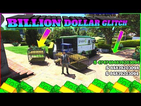 Gta 5 Top Money Glitch For Making Billion Dollars  ( In Few Minutes )