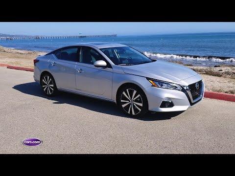 2019 Nissan Altima: First Drive – Cars.com
