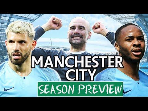 Premier League Preview: Manchester City's Hunt To Win Consecutive League Titles   NBC Sports