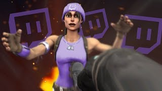 Killing Twitch Streamers #2 (with reactions) - Fortnite Battle Royale