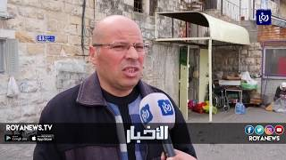 سلطات الاحتلال تنصب كاميرات مراقبة جديدة في حي جبل الزيتون - (12-2-2018)