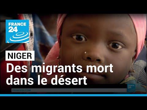 Niger : 34 migrants dont 20 enfants retrouvés morts dans le désert, abandonnés par leurs passeurs
